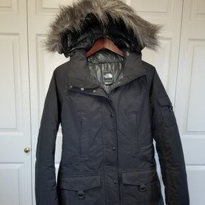 Women's The North Face Insulated Juneau Jacket Sm